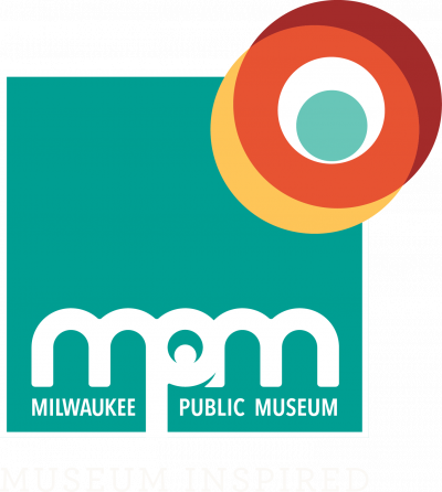 mpm logo with circle logo overlapping
