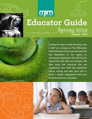 spring educator guide cover