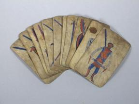 Apache Playing Cards